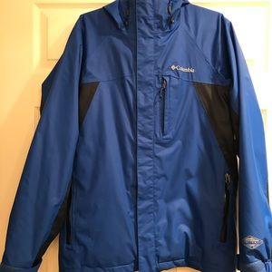 Columbia Men's Winter Park Pass Jacket